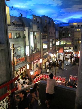 Shinyokohama Ramen Museum: museum