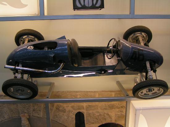 พิพิธภัณฑ์แห่งชาติสก็อตแลนด์: Racing Car