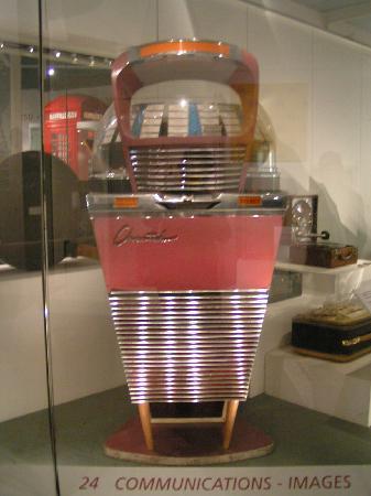 พิพิธภัณฑ์แห่งชาติสก็อตแลนด์: Wurlitzer