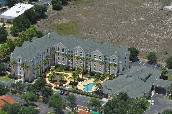 Hawthorn Suites by Wyndham Orlando Lake Buena Vista: from the air