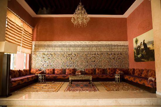 Eden Andalou Hotel Aquapark & Spa: Main reception area
