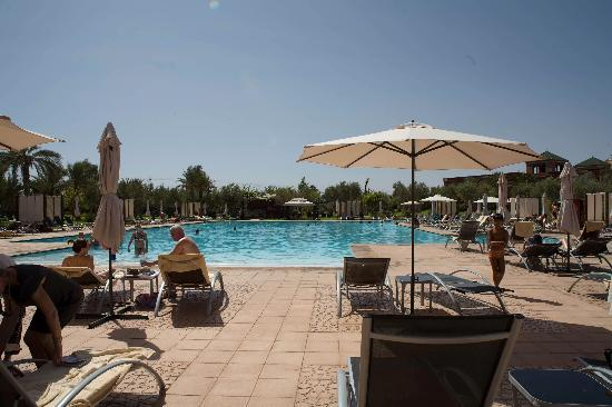 Eden Andalou Hotel Aquapark & Spa: The main pool