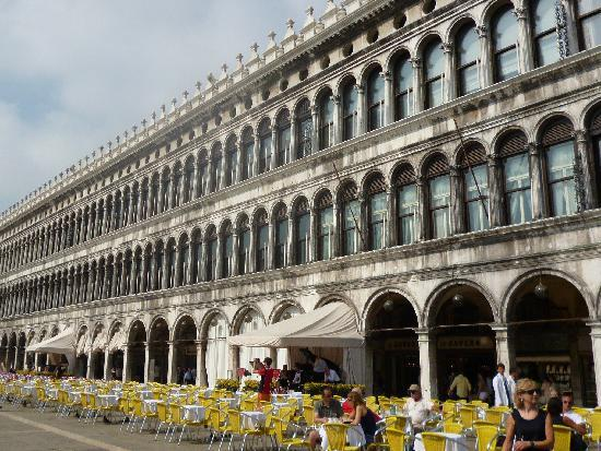 St. Mark's Square: Le Procuratie