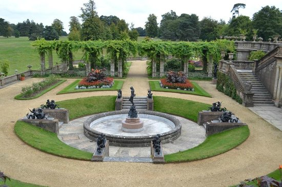 Osborne House: Vine gardens