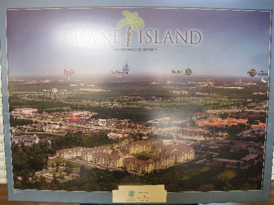 Cane Island Resort: The Resort