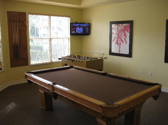 Cane Island Resort: Games Room