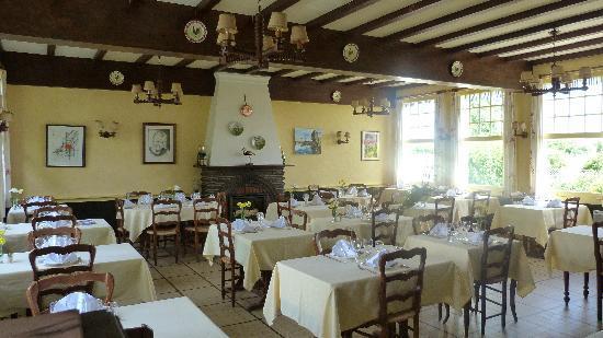 Auberge des Aulnettes: Une gastronomie normande délicieuse