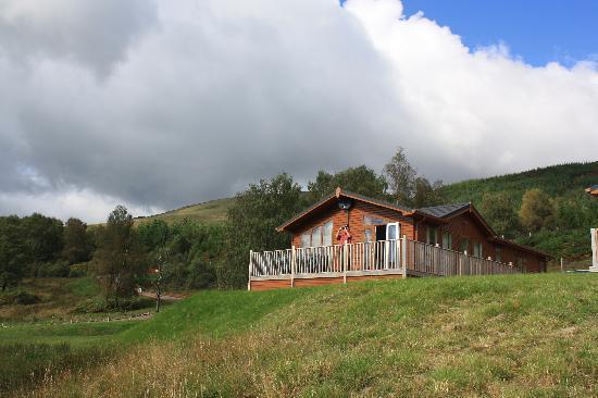 Lochaber Lodges: Our Lodge