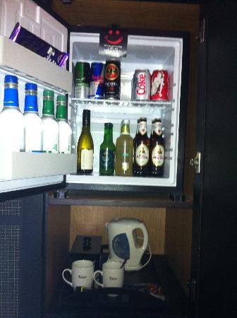 Malmaison Liverpool: Mini-Bar