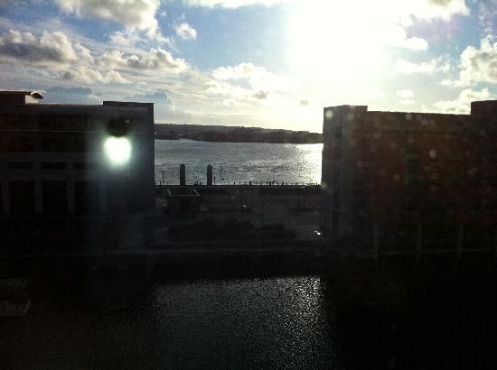 Malmaison Liverpool: The View