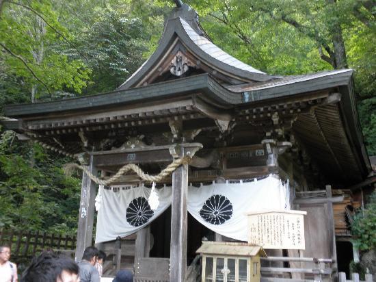 Togakushi Shrine Okusha: 奥社