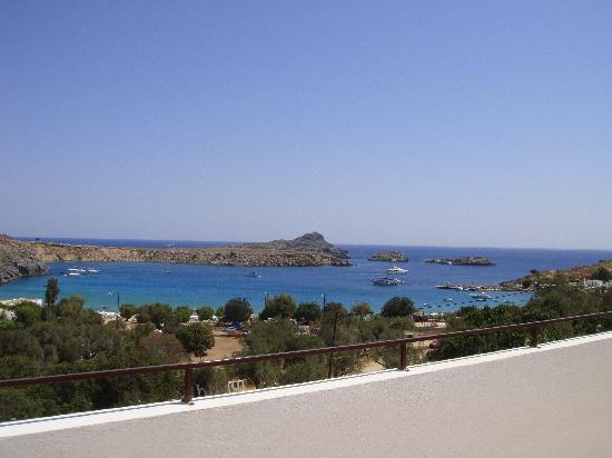 Afroditi Studios: View from the Afroditi
