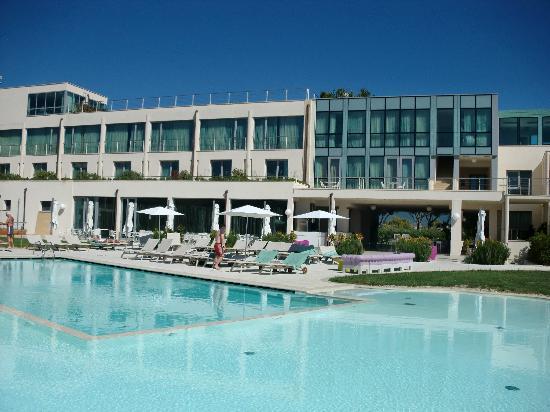 Allegroitalia Pisa Tower Plaza: The Pool