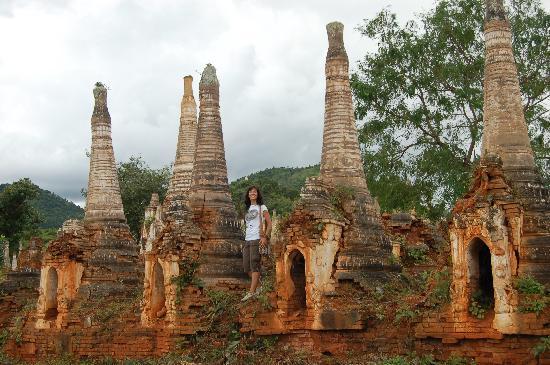 หมู่บ้านอินเดอิน: ruinas