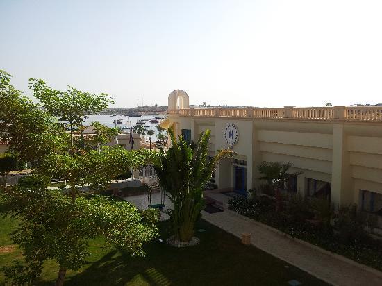 Helnan Marina Sharm: Un lato del Helnan Marine