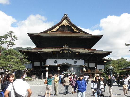 Zenko-ji Temple: 善光寺