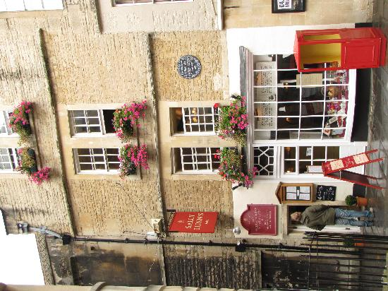 Sally Lunn's Historic Eating House & Museum: outside Sally Lunn's