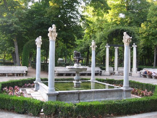 Royal Palace of Aranjuez: Fuente y jardines