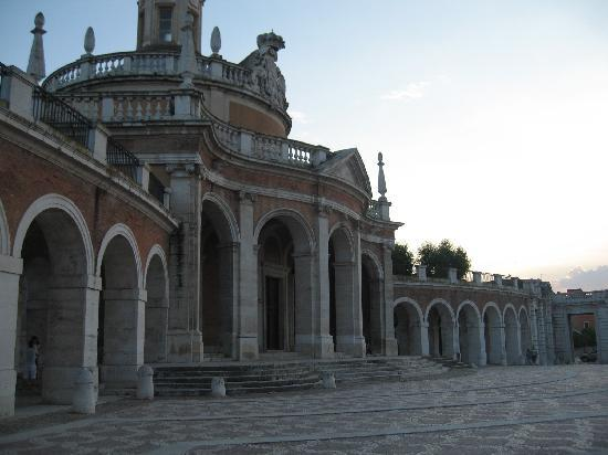 Royal Palace of Aranjuez: La iglesia