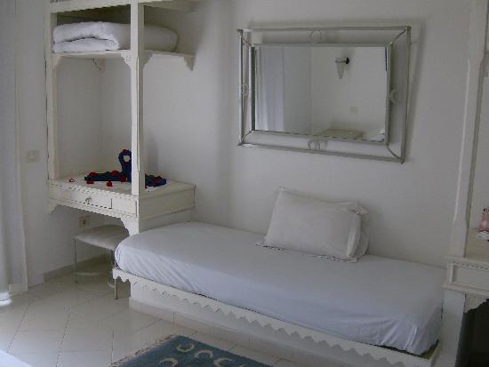 Hotel Dar Hayet: la chambre
