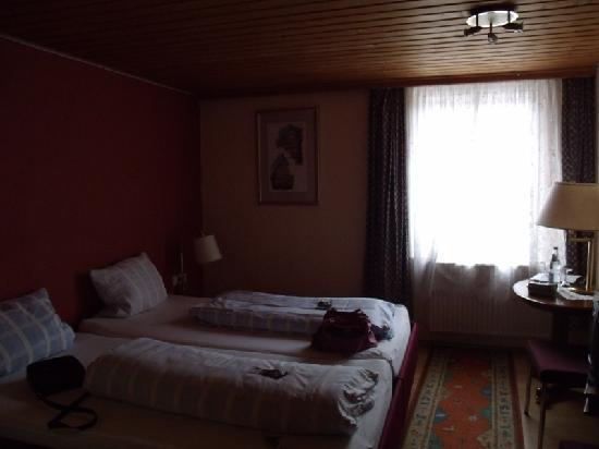 Hotel-Gasthof Mohren: dormitorio