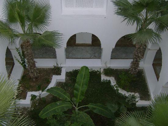 Hotel Dar Hayet: le patio