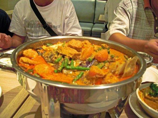 Unique Fisherman: delicious curry fish head
