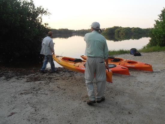 Everglades Rentals & Eco Adventures: Starting out...