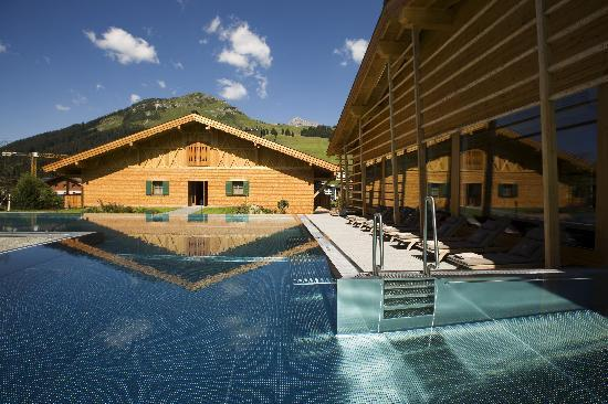 Gasthof Post: Outdoor-Pool3