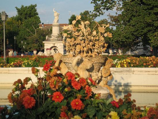 Royal Palace of Aranjuez: Fuentes
