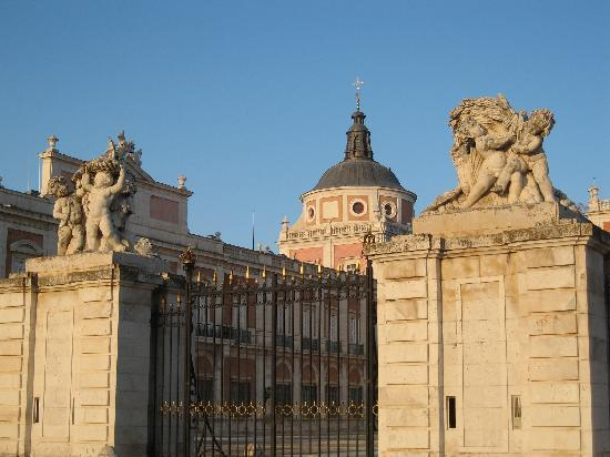 Royal Palace of Aranjuez: Puerta