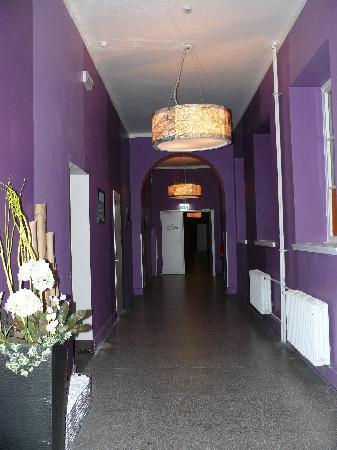 PLUS Berlin: corridor