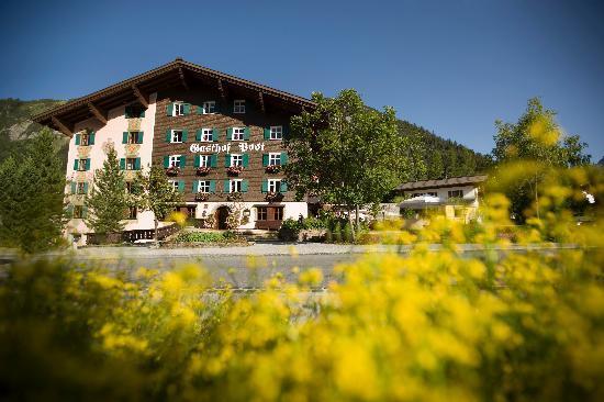 Gasthof Post Hotel: Sommer Post