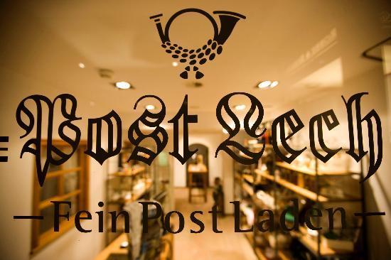 Gasthof Post Hotel: FeinPostLaden1