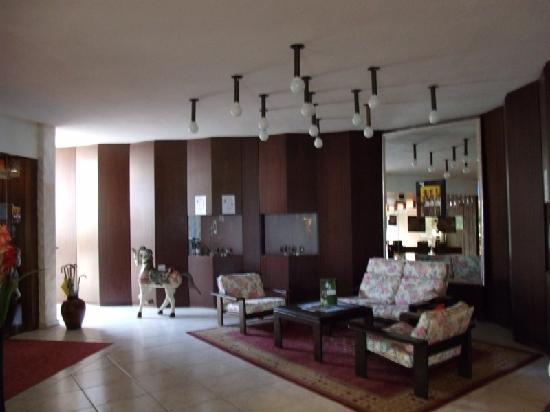 Parkhotel Weinperle: entrada