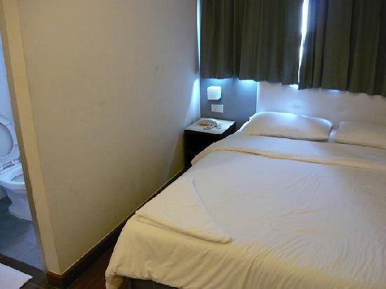 มายโฮเทล ประตูน้ำ: ベッド