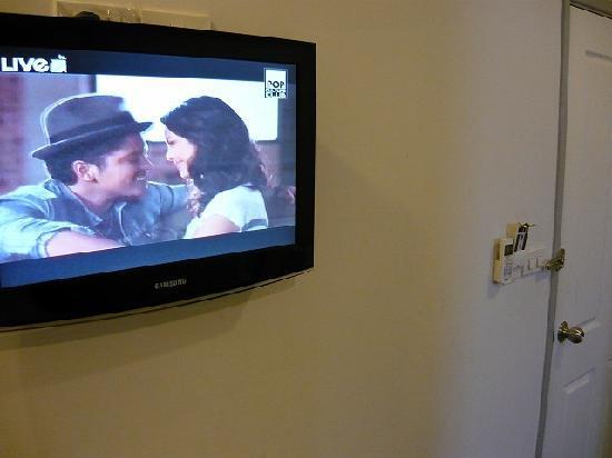 มายโฮเทล ประตูน้ำ: 液晶TV
