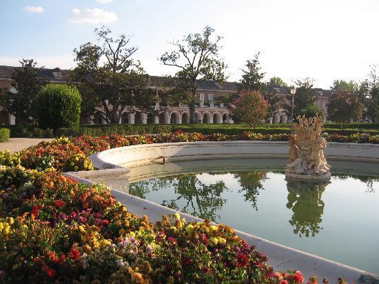 Royal Palace of Aranjuez : fuente