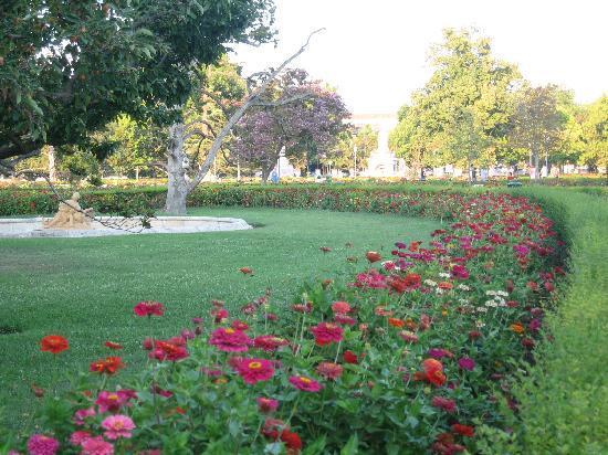 Royal Palace of Aranjuez: jardines