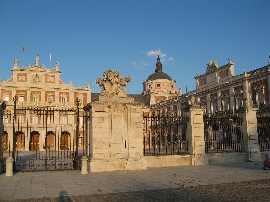 Royal Palace of Aranjuez: el palacio