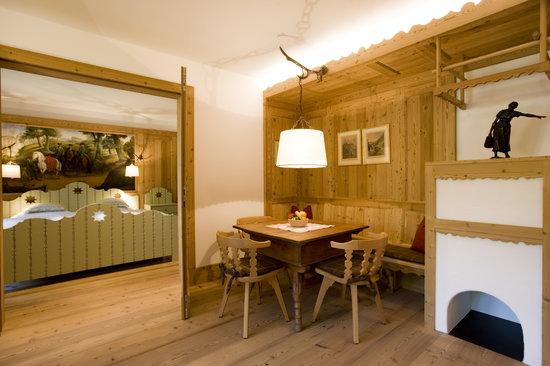 Gasthof Post Hotel: Fürstensuite