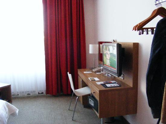 โรงแรมปาร์คอินน์ ปราก: Park Inn Prague - Stanza 340 - Double