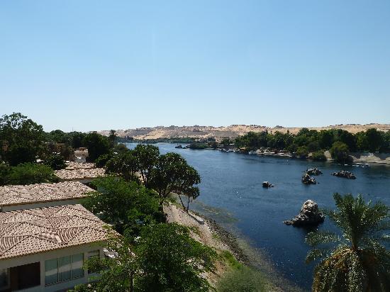 โมเวนพิค รีสอร์ท อัสวาน: vue sur le Nil et l'île aux fleurs