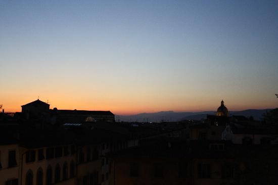 โรงแรมปาราซโซ่ กัวดาก์นี่: Sunset...