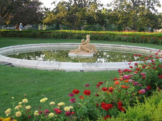 Royal Palace of Aranjuez: parterre gardens