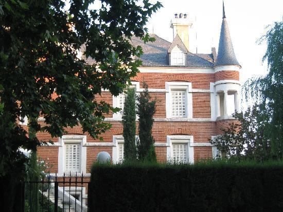 Royal Palace of Aranjuez: pequeño palacio cerca del palacio real