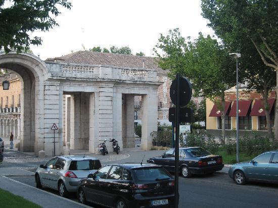 Royal Palace of Aranjuez: un buen lugar para comer
