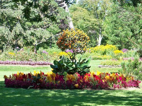 Halifax Public Gardens: gardens