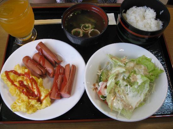 Hotel Livemax Naha Tomariko: 朝食(私の好みだけ)