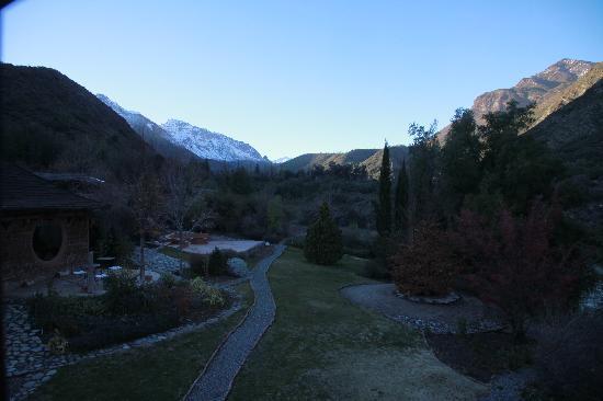 Hotel Altiplanico Cajon del Maipo: Vista 2